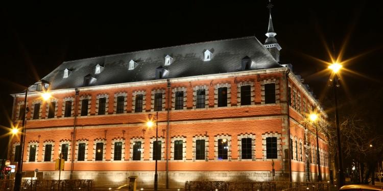 Vue façade Grognon