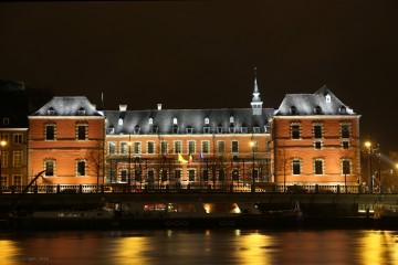 Vue façade Meuse